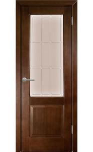 Дверь Прованс-12 Миланский орех ДО