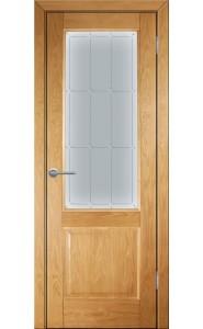 Дверь Прованс-12 Светлый орех ДО