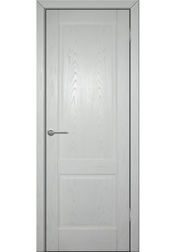 Дверь Прованс-12 Белый Ясень ДГ