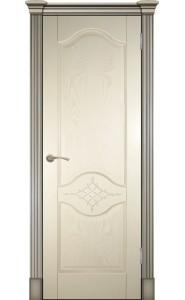 Дверь Прованс-4 Крем ДГ