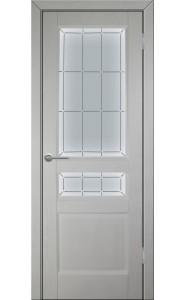 Дверь Прованс-9 Белый Ясень ДО