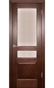 Дверь Прованс-9 Бургундский дуб ДО