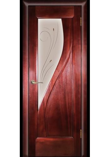 Даяна Сапель стекло бронза с гравировкой