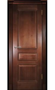 Дверь Оливия Темный орех ДГ