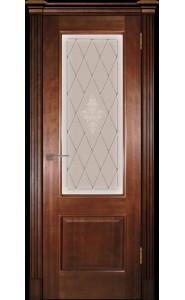 Дверь Прага Миланский орех ДО