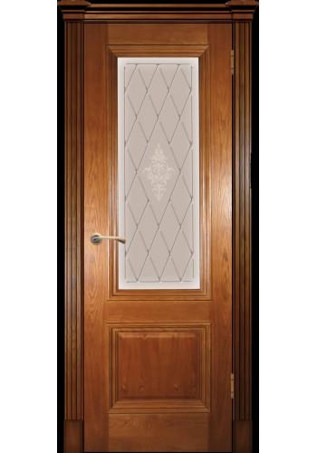 Дверь Прага Медовый дуб ДО