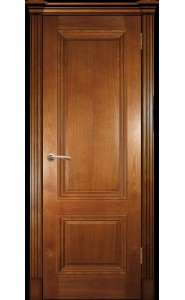 Дверь Прага Медовый дуб ДГ