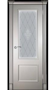 Дверь Прага ясень ваниль ДО