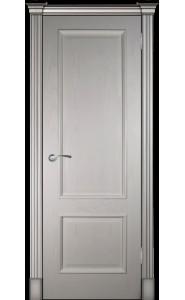 Дверь Прага ясень ваниль ДГ
