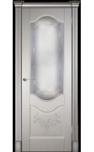 Дверь Прованс-2 ясень ваниль ДО