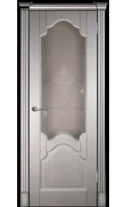 Дверь Виктория ясень ваниль ДО