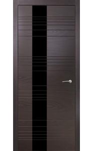 Дверь Мильяна ID Стекло XL Неро