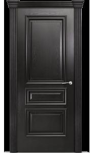 Дверь Мильяна Бристоль Сити Ясень винтаж Без стекла