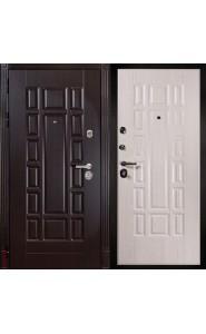 Дверь Дива МД-35 Венге - Беленый дуб