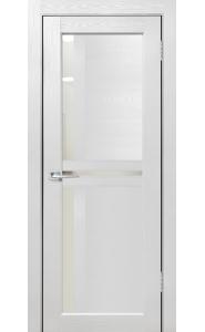 М-19 Ясень белый, со стеклом
