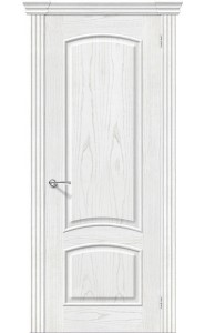 Межкомнатная дверь Амальфи, цвет Жемчуг
