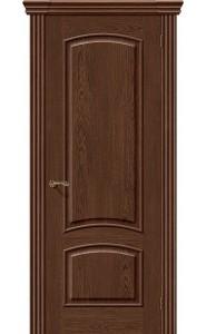 Межкомнатная дверь Амальфи, цвет Виски