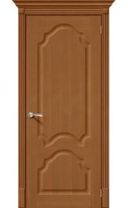 Межкомнатная дверь Афина, цвет Орех