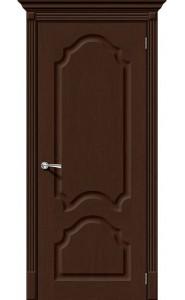 Межкомнатная дверь Афина, цвет Венге