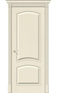 Межкомнатная дверь Вуд Классик-32, цвет Ivory