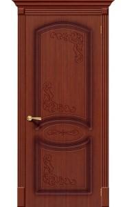 Межкомнатная дверь Азалия, цвет Макоре