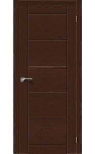 Межкомнатная дверь Граффити-4, цвет Венге