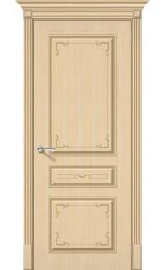 Межкомнатная дверь Классика, цвет БелДуб