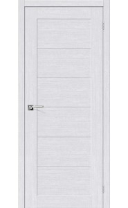 Межкомнатная дверь Легно-21, цвет Milk Oak