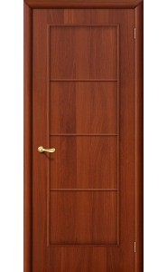 Межкомнатная дверь 10Г, цвет ИталОрех