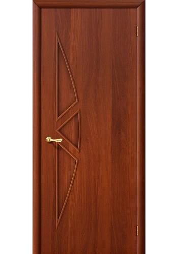 Межкомнатная дверь 15Г, цвет ИталОрех
