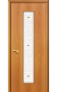 Межкомнатная дверь 25Х, со стеклом, цвет МиланОрех