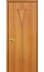 Межкомнатная дверь 3Г, цвет МиланОрех