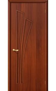 Межкомнатная дверь 4Г, цвет ИталОрех