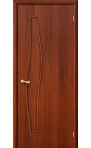 Межкомнатная дверь 6Г, цвет ИталОрех