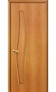 Межкомнатная дверь 6Г, цвет МиланОрех