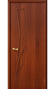 Межкомнатная дверь 8Г, цвет ИталОрех