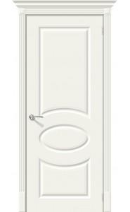 Межкомнатная дверь Скинни-20, цвет Whitey