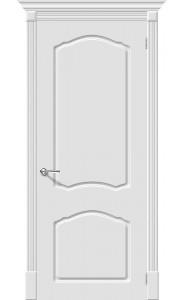 Межкомнатная дверь Скинни-30, цвет Whitey