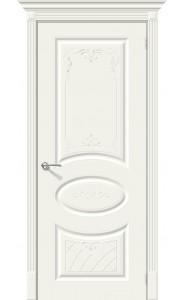 Межкомнатная дверь Скинни-20 Art, цвет Whitey