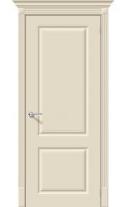 Межкомнатная дверь Скинни-12, цвет Cream