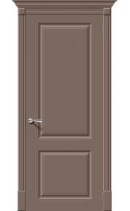 Межкомнатная дверь Скинни-12, цвет Mocca