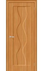 Межкомнатная дверь Вираж Плюс, цвет МиланОрех