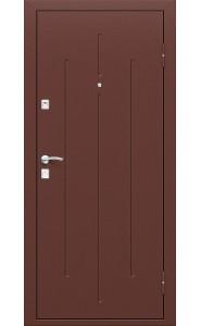 Входная дверь Стройгост 7-2, цвет ИталОрех