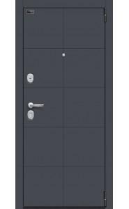 Входная дверь Porta S 10.П50 (AB-6), цвет Graphite Pro/Virgin
