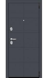 Входная дверь Porta S 10.П50 (AB-6), цвет Graphite Pro/Nordic Oak