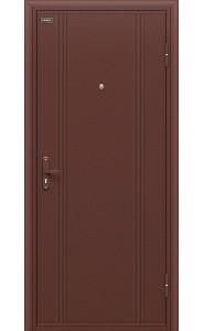 Входная дверь Door Out 101, цвет Антик Медь/Антик Медь