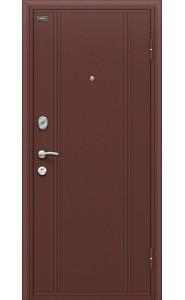 Входная дверь Door Out 201, цвет Антик Медь/Cappuccino Veralinga