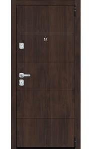 Входная дверь Porta M 4.П23, цвет Almon 28/Wenge Veralinga