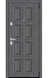 Входная дверь Porta M К18.K12, цвет Rocky Road/Chalet Provence