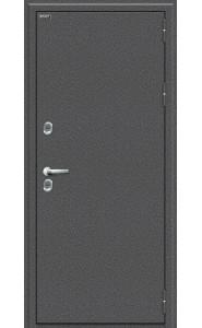 Входная дверь Термо T 100.П50 (IMP-6), цвет Антик Серебро/Wenge Veralinga